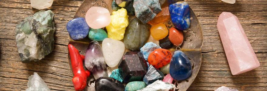 Les vertus des pierres semi précieuses